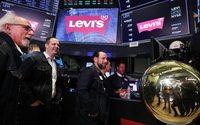 Levi Strauss flambe pour son retour à Wall Street
