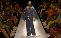Gritty and groovy at Paris Menswear on Sunday