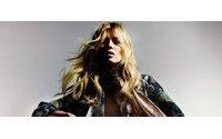 Кейт Мосс представила новую коллекцию для Topshop в Лондоне