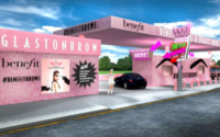 Benefit to run drive-thru brow bar at Glastonbury