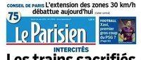 El grupo del lujo LVMH quiere comprar el diario Le Parisien
