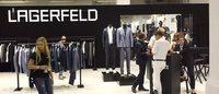 Karl Lagerfeld mit drei neuen Stores in Deutschland