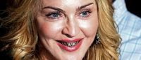 Madonna e i denti-gioiello, grillz-mania