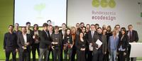 Bundespreis Eco-Design an Engel und Freitag