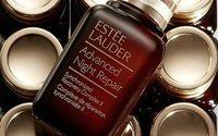 Estée Lauder eleva as projeções anuais após bom trimestre