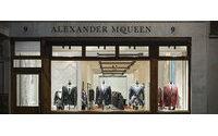 Alexander McQueen opens men's store on Savile Row