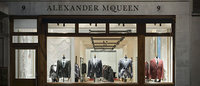 Alexander McQueen opens men's store on Savile Row