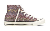 Converse teams up with Missoni for eighth capsule collection
