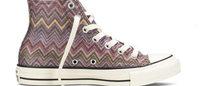 匡威(Converse)与Missoni品牌合作推出第八款胶囊系列
