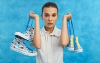 Милли Бобби Браун выпустила коллекцию вместе с Converse