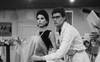 The life of Yves Saint Laurent in key dates