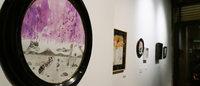 河原シンスケが青山デコデボネアで個展 日本神話や昔話から着想した作品を公開