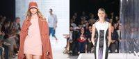 Fashion week: fluide et pastel chez Lacoste, vintage et coloré chez Prabal Gurung