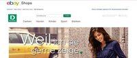 Deichmann eröfnet Markenshop bei eBay