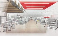 Target debuts new store designs to launch in October