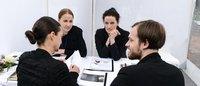 """Hyères: quand les """"anciens"""" rencontrent PDGs et recruteurs"""