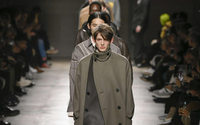 French Federation unveils January menswear provisional show calendar; includes Milan-based Jil Sander