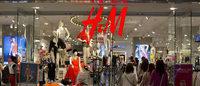 Hennes&Mauritz kann mit neuen Läden punkten