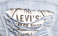 Постоянные Levi's® tailor shop открываются в Москве и Петербурге