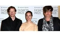 Der Dorchester Collection Fashion Prize 2013 ganz international