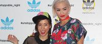 リタ・オラが2年ぶり来日 「adidas Originals by Rita Ora」発売記念パーティーで