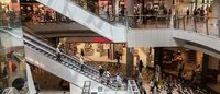 UK retail sales fall less than forecast, clothing weak