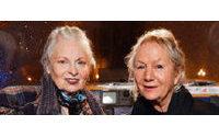 Agnès b. et Vivienne Westwood ensemble pour la défense de l'environnement