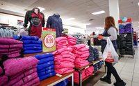 J.C. Penney sinks 27 percent on forecast cut, fashion falls flat