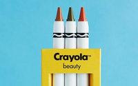 Asos retombe en enfance avec les crayons de maquillage Crayola