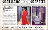 Neues bei John Galliano