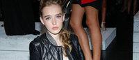 Katie Holmes desvela su esperada colección en la Semana de la Moda de Nueva York