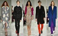 Раф Симонс представил свою первую коллекцию для Calvin Klein