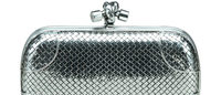 Bottega Veneta celebrates its 'Knot' clutch bag