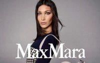 Bella Hadid protagoniza nova campanha de acessórios da Max Mara