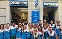 Decathlon lleva su concepto City al centro de Valencia
