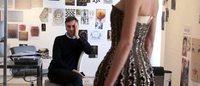Diorオートクチュールコレクションの舞台裏 Raf Simonsのドキュメンタリー公開
