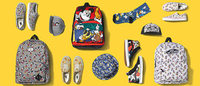 Vans lancia una collezione di scarpe e abbigliamento Disney