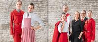 Marina Hoermanseder entwirft Uniformen für Austrian Airlines