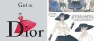 Livro em quadrinhos conta história da maison Dior