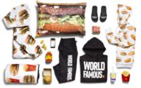 McDonald's создал капсульную коллекцию McDelivery