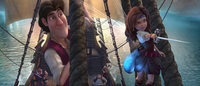 Designer cria figurino para personagem da Disney