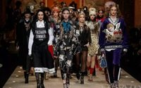 Fallout from Dolce & Gabbana rumbles on for fashion critic Suzy Menkes