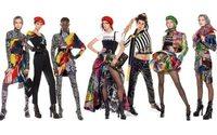 Versace снял самое длинное рекламное фото