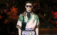 Dolce & Gabbana's tropically transgressive chic