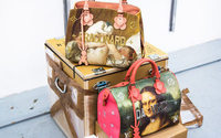 Louis Vuitton's latest artistic link-up is with Jeff Koons