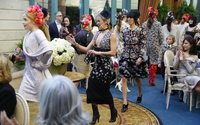 Chanel puts on the Ritz at Paris fashion show, Delevingne makes runway comeback