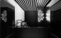 Saint Laurent opens café, exhibition space at Rive Droite store in Paris