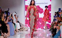 """Blumarine """"Ospite d'Onore"""" dell'ottava edizione dell'Arab Fashion Week."""