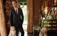 El actor británico Tom Hiddleston, imagen de la nueva campaña de Gucci
