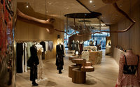 Alexander McQueen opens new flagship store on Old Bond Street